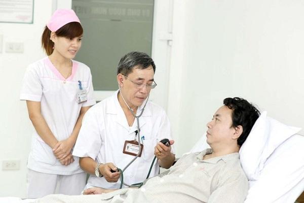 bệnh viện lao phổi trung ương