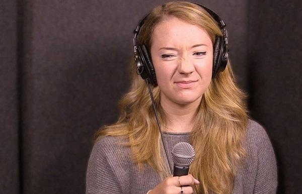 khàn giọng khi hát