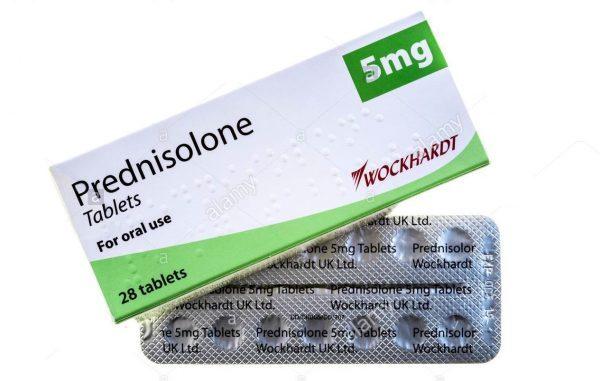 Thuốc prednisolon