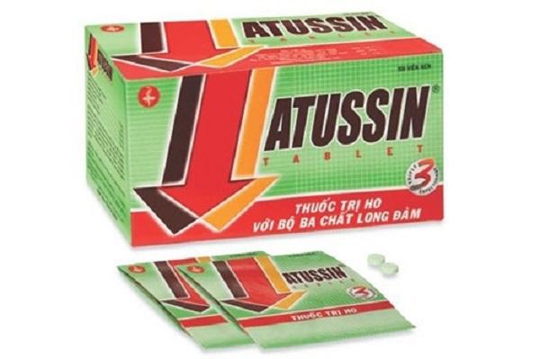 Thuốc Atussin