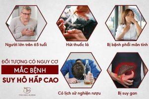suy hô hấp cấp ARDS