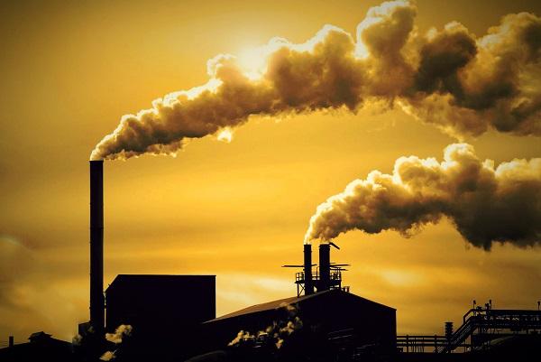 Ô nhiễm môi trường nguyên nhân gây ho