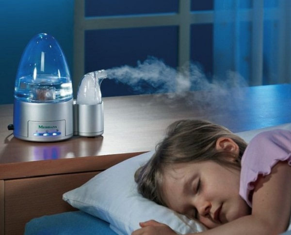 Cách chữa ho cho bé khi ngủ - 1
