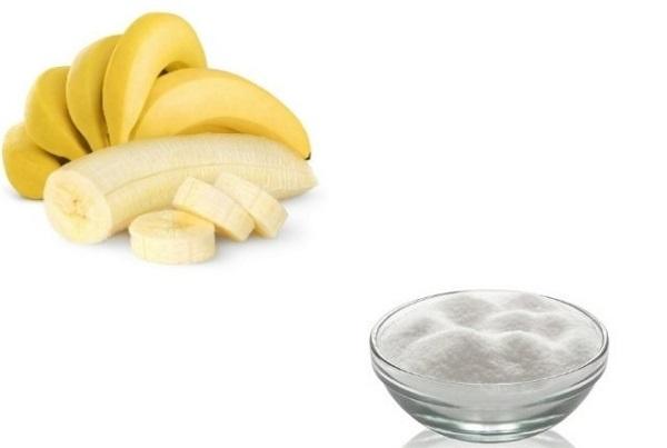 Trị ho bằng chuối và đường