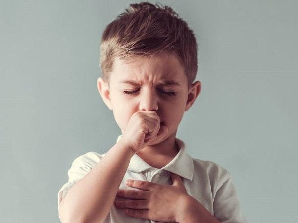 Ho triệu chứng hen suyễn ở trẻ em