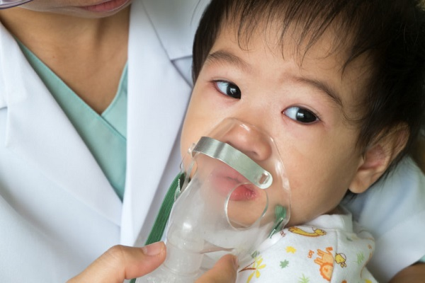 Hen suyễn ở trẻ em