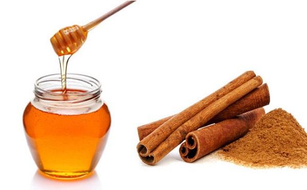 Món ăn trị hen suyễn - Nước mật ong quế