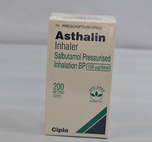 thuốc Asthalin - 1