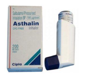 thuốc Asthalin