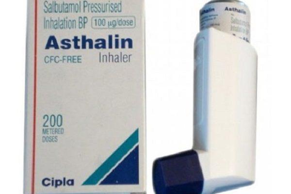 Asthalin có giá bao nhiêu? Liều lượng sử dụng thuốc
