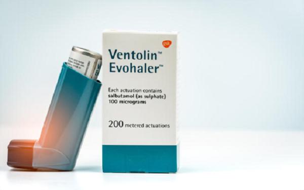 Thuốc ventolin - 1