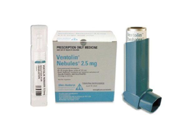 Thuốc Ventolin: Công dụng, cách dùng và lưu ý khi sử dụng