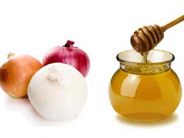 Trị hen suyễn bằng mật ong, hành tây và tiêu đen